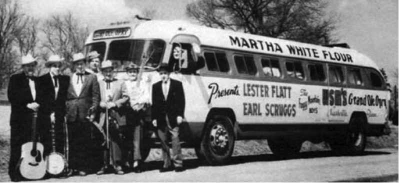 Flatt & Scruggs - Martha White Flour Theme Song